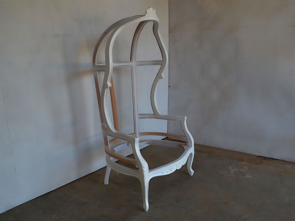 Porter chair frame