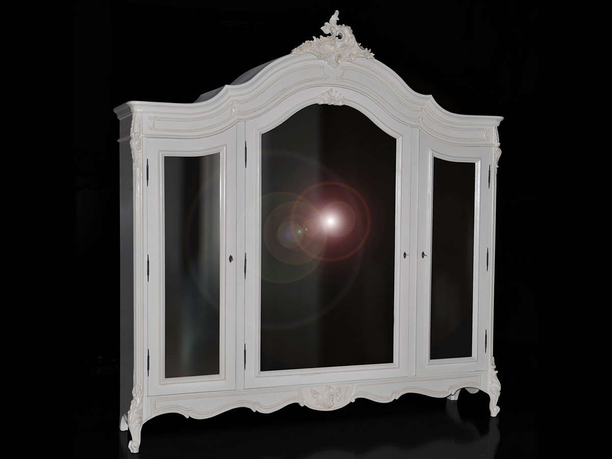 French chateau armoire